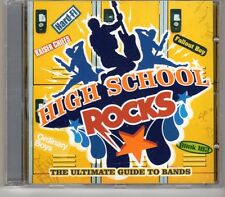 (GP559) High School Rocks, 22 tracks various artists - 2006 CD