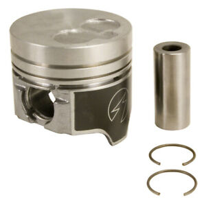 SPEED PRO Hypereutectic H587CP1.00MM Pistons 8-PACK for Chevy GMC 6.2 Diesel