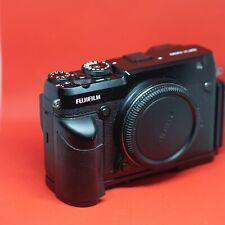 Fujifilm GFX 50R 51.4MP Digital Camera - Black (Body Only)