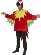 Perroquet Déguisement pour hommes femmes MASCOTTE animal costume déguisement M