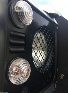 Land Rover Defender TD5/Puma Clear Indicator Lens x2 LR047798
