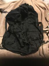 Stuff Sack Compression Military Bag Black 8465-01-445-6274 #122