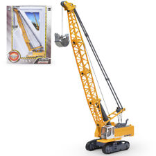 KDW 1:87 HO Scale Diecast Cable Excavator Construction Vehicle Cars Model Toys