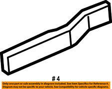 Lincoln FORD OEM Navigator FRONT BUMPER-Cover Reinforcement Left 2L7Z17C861AB