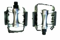 """RALEIGH REA419 MTB ALLOY PEDAL 9/16"""" ALLOY CAGE ALLOY BODY 50% OFF RRP BLACK"""