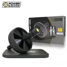 POWER GUIDANCE AB Roller Wheel Muscle Trainer Cross Training Abdominal Pilates
