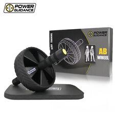 POWER GUIDANCE AB Roller Wheel Muscle Trainer Cross Training Abdominal Pilates
