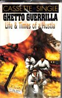 NEW Ghetto Guerrilla Life Times Of A Hustla 1993 Cassette Tape Single Rap Hiphop