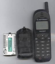 MOTOROLA TALKABOUT - OMNITEL   - TELEFONO CELLULARE GSM - COLLEZIONE VINTAGE