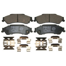 Disc Brake Pad Set Rear Federated D729C
