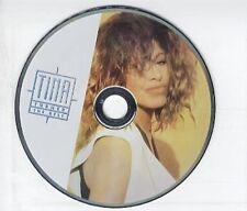 Tina Turner The best (1989, Picturedisc) [Maxi-CD]