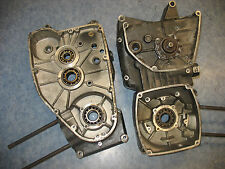 CRANKCASES ENGINE MOTOR CASES 1973 HUSQVARNA CR250 MK CR 250 73 HUSKY