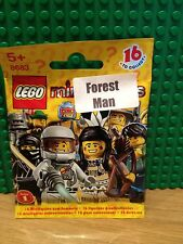LEGO 8683 SERIES 1  FORESTMAN BRAND NEW SEALED