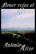 USED (VG) Poner rejas al viento by Antonio Alizo