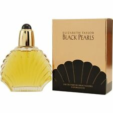 BLACK PEARLS  BY ELIZABETH TAYLOR-EDP-SPRAY-3.3 OZ-100 ML-AUTHENTIC-MADE IN USA