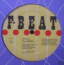 "Elvis Costello UK F-Beat 12"" Single High Fidelity"
