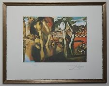 """Salvador Dali """"The metamorphosis of Narcissus"""" Lithograph Limited 2000 pcs."""