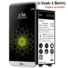 100% New Extended Slim 4920mAh Li-ion Battery for TracFone Lg G5 Rs988 CellPhone