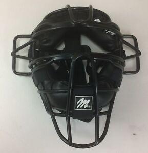 MacGregor Catchers Umpire Black Mask #B29
