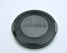 Genuine Minolta MD & MC 57mm to fit 55mm Lens Front Snap-On Cap  (#3229)