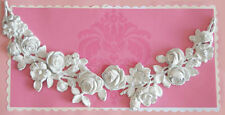 New Shabby Cottage Chic Decorative Large French Rose Furniture Appliques