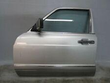 MERCEDES-BENZ S-Klasse W126 Tür Türe links vorn Silber
