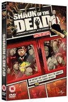 Shaun of the Dead DVD (2012) Simon Pegg, Wright (DIR) cert 15 ***NEW***