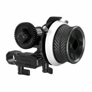 SmallRig Lightweight Mini Follow Focus Lens Zoom Control for DSLR Camera -3010