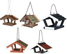 Futterhaus zum Aufhängen Winterfutterhaus Vogelfutterhaus Vogelhaus Trixie Vogel