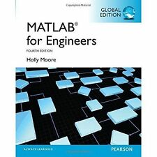 MATLAB for Engineers: Global Edition by Holly Moore (Paperback, 2014)