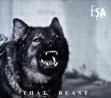 ESA (ELECTRONIC SUBSTANCE ABUSE) - THAT BEAST NEW CD