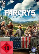 Far Cry 5 PC Spiel Key - Ubisoft Uplay Digital Download Code [DE] [EU]