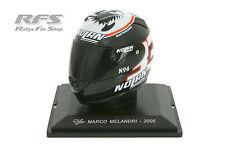 CASCO-Marco Melandri-NOLAN HELMET Vice-Weltmeister 2005 - 1:5 al 2005-mm-h24