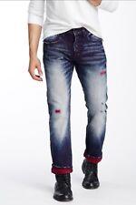NWT PRPS Goods Ladybug Demon Indigo Slim Fit Jeans E75P56P Size 34 $400