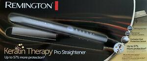 Remington S8590 Keratin Schutz Therapy Pro Haarglätter Glätteisen Hitzeschutz