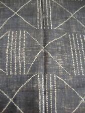 64cm x 22cm & 67cm x 38cm RALPH LAUREN Lagos ebony 100% linen fabric remnants