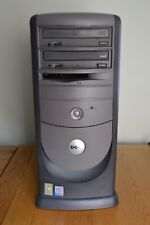 Vintage Dell Dimension 8300 PC P4 2.8GHz 512MB RAM 250GB HDD Windows XP GeForce4