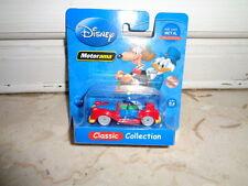 Modellino Auto di Zio Paperone Disney della Motorama scala 1:64