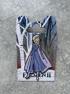 New Disney DLP DLRP Disneyland Paris Frozen 2 Queen Elsa Pin