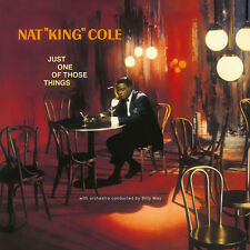 Nat King Cole - Just One of Those Things - SEALED NEW! 180g import LP Billy May