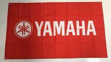 Yamaha Style 1 Banner Flag - Motorbike Racing Car Quad Bike Road Project Parts