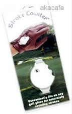 Brand New Golf Ball Stroke Score Counter - Fits Glove