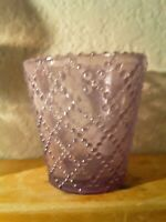 Antique Pink Depression Princess Glassware