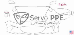 Precut 3M PRO Series Clear Bra Kit for 20+ Ford Escape