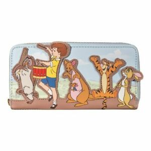 Disney Winnie The Pooh Parade Wallet/Purse by Loungefly - New, With Tags