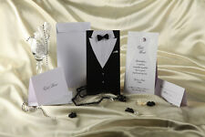 1 PRINTED WEDDING INVITATION WITH ENVELOPE (70759)
