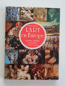 WENTICK ART EN EUROPE + PARIS POSTER GUIDE