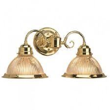Design House Polished Brass Millbridge Traditional / Classic 2 Light 503029
