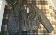 Marks and Spencer Plus Size Leather Coats, Jackets & Waistcoats for Women