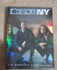 CSI: New York - The Complete First Season DVD NEW SEALED